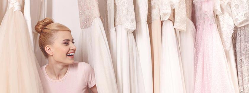 Brautkleid-Stoffe